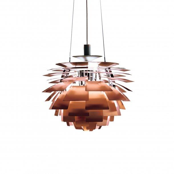 Ph Artichoke Kobber ø 600 Louis Poulsen Lamper Design Center