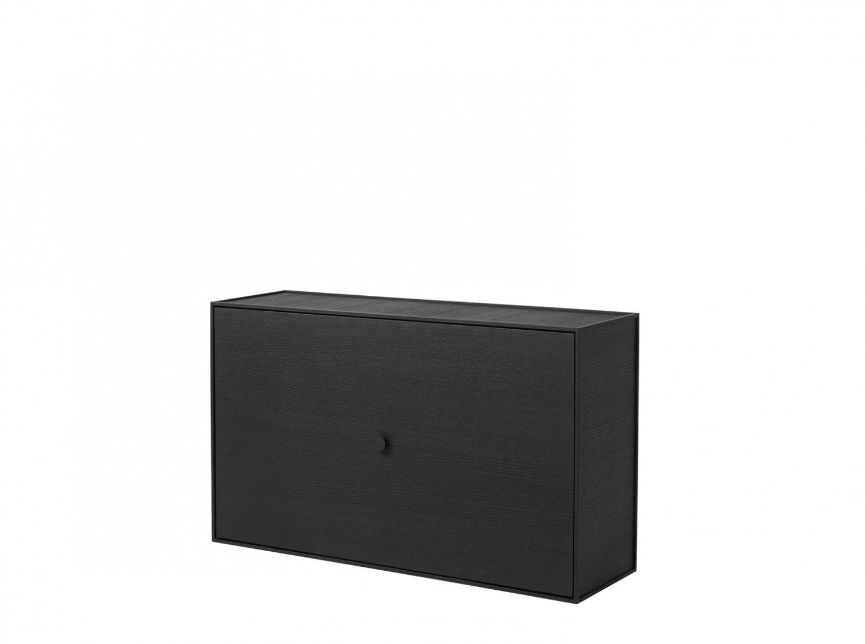 frame shoe cabinet by lassen sortbejdset ask reoler hylder design center roskilde. Black Bedroom Furniture Sets. Home Design Ideas