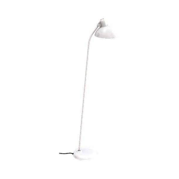Fritz Hansen Kaiser Idell, Standerlampe, Hvid