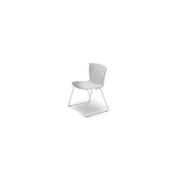 Paustian Ripple Chair, hvid
