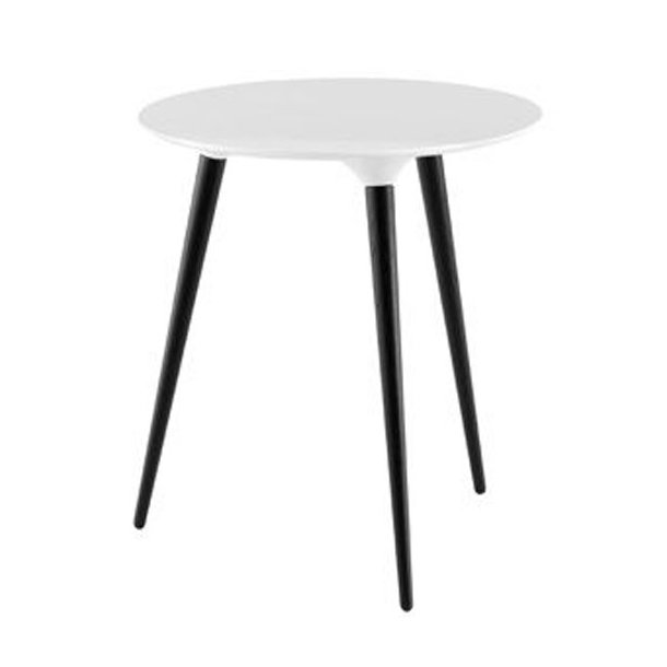 Icicle, hvid med sorte ben, model 1220