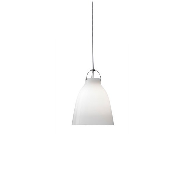Lightyears Caravaggio P1, hvid glas