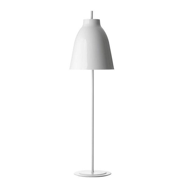 Lightyears Caravaggio gulvlampe, hvid
