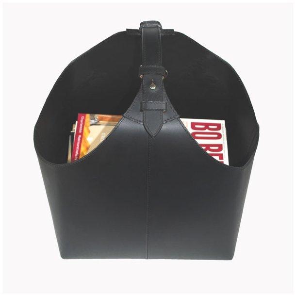 Ørskov læderkurve, sort