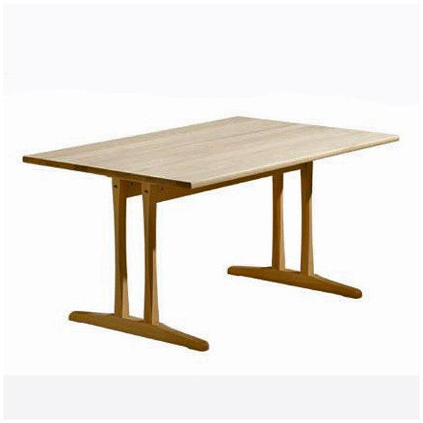 Børge Mogensen Spisebord, C18 bøg, 90x180 cm