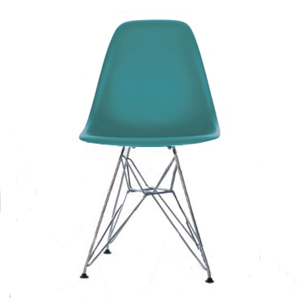 Eames DSR stol blågrøn - spisebordstol - klassiker - vitra (Kopi)