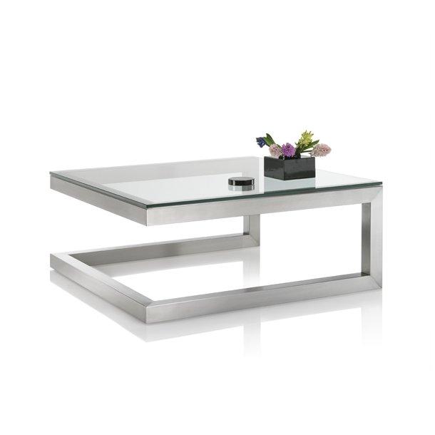 sofabord glas Design møbler   Heine Design sofaborde